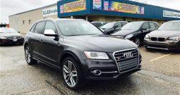 2014 Audi SQ5 3.0T quattro Progressiv