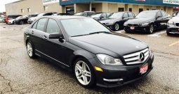 2012 Mercedes-Benz C-Class C300 Luxury 4MATIC
