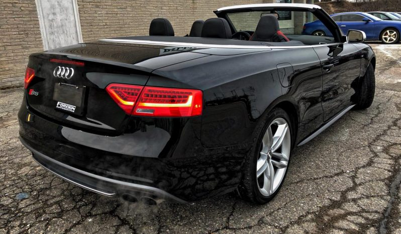 2015 Audi S5 full