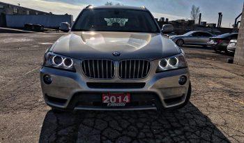 2014 BMW X3 full
